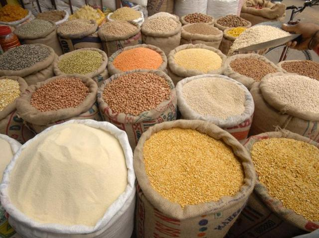 Droughts in Maharashtra and Karnataka and hoarding by speculators has led to an acute shortage, especially arhar and tur, leading to the artificial surge in prices.
