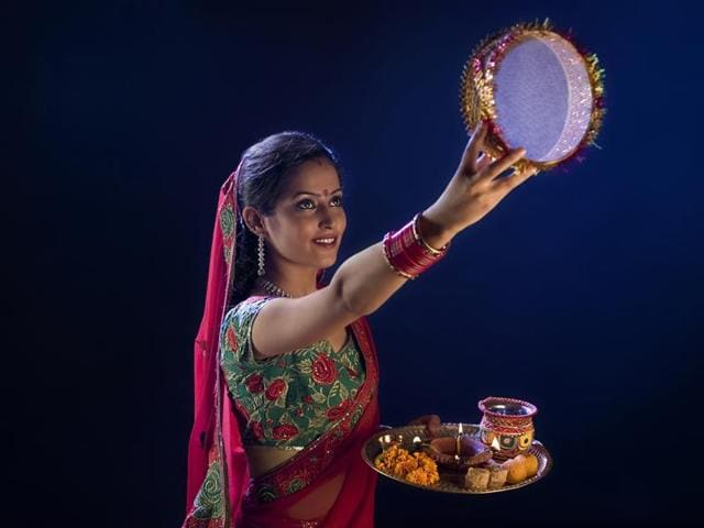 Karva Chauth,Make up,Date