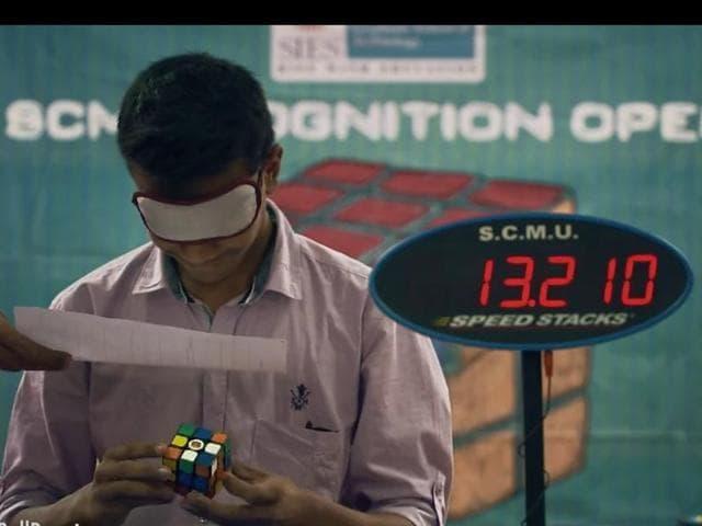 Rubik's Cube,HT48Hours,Kabyanil Talukdar