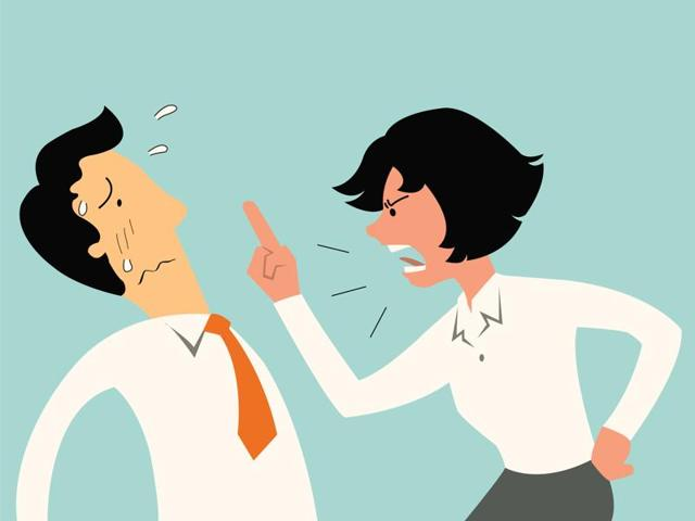 Women actually lose influence over others when they allow anger into an argument.