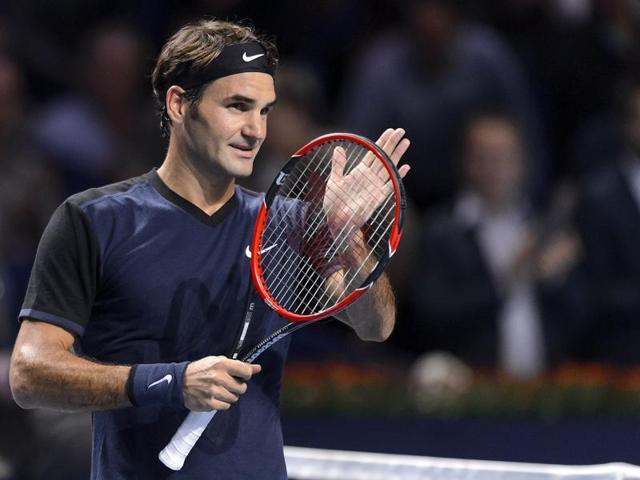 Basel Swiss Indoors,Roger Federer,Mikhail Kukushkin