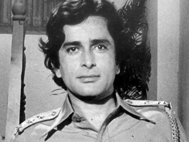 Shashi Kapoor, who began his career as a child actor, has done 160 films, including 12 English films.