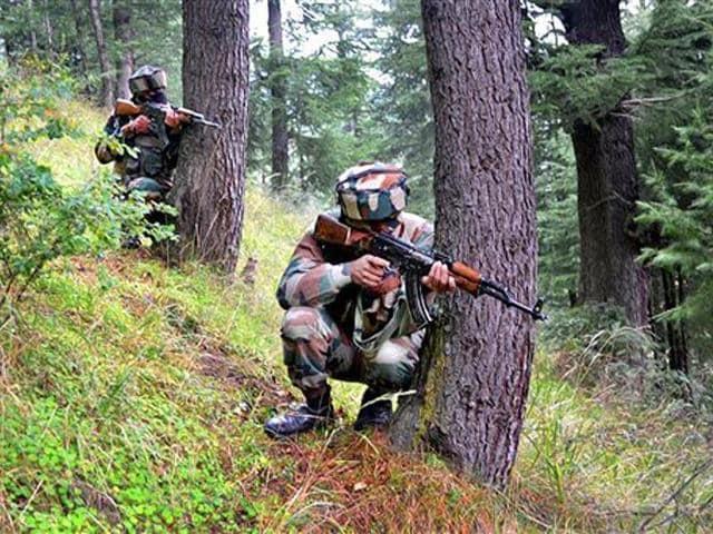 Srinagar,Army jawan,Bandipora