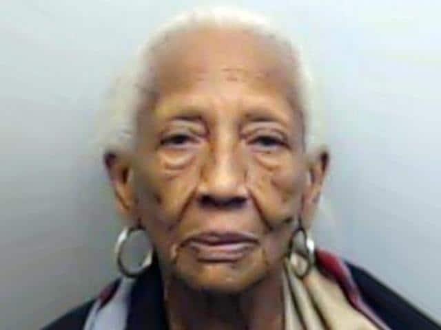 85-year-old jewel thief,Elderly US jewel thief,Atlanta jewel thief