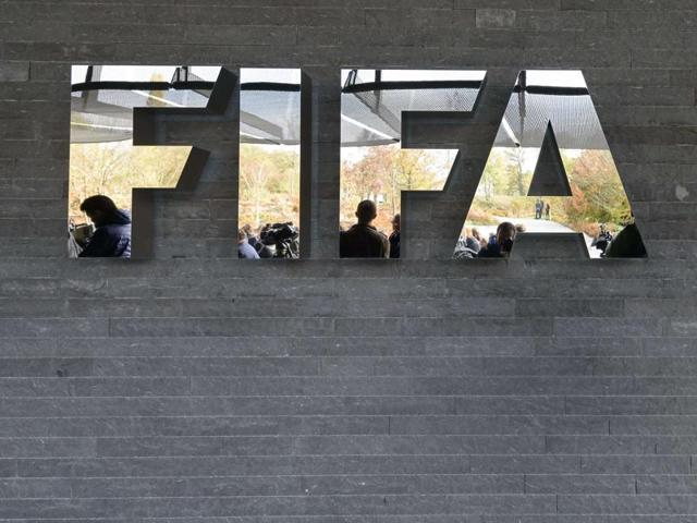 A combination photo of the eight candidates who had submitted their bid for presidency of Fifa. David Nakhid, top left,  did not feature in the final list released by Fifa on October 28, 2015.