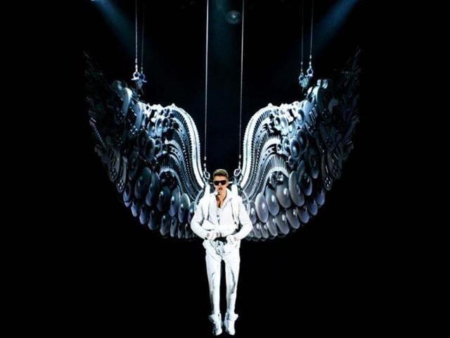 Justin Bieber took home five awards at the MTV Europe Music Awards, October 25, 2015.