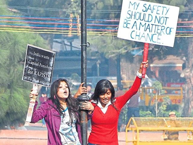 The December 16 gang rape triggered a debate over the legal age for juveniles in conflict with law.