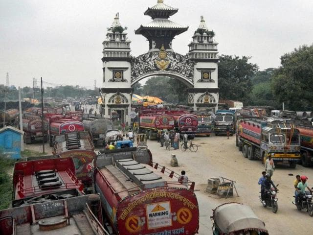 Nepal signed its first ever fuel agreement with China for Beijing to supply petroleum to ease a crippling shortage, after protests blocked imports from sole supplier India.