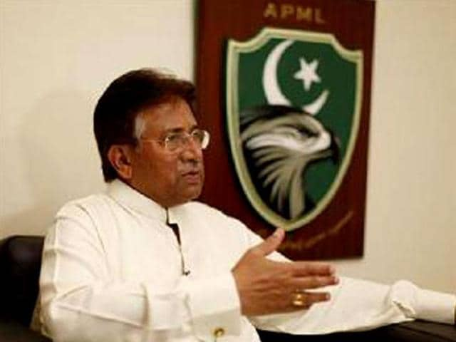 Pervez Musharraf,Pakistan,Pakistan training terrorists