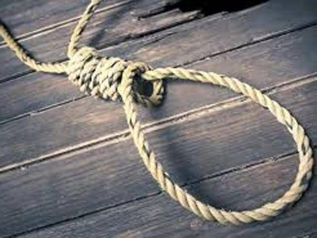 A man, a resident of Sirsa district of Haryana, allegedly hanged his three-year-old son to death and later committed suicide by throwing himself before a running train near Pathrala village in the district. Their bodies were found near the village on Thursday morning.