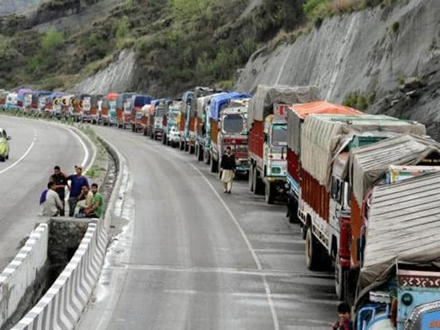 Darbar move is a traditional shifting of the secretariat and other government offices from Srinagar to the winter capital Jammu and back every six months.