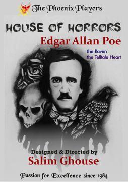 Edgar Allan Poe,HT48Hours,Halloween