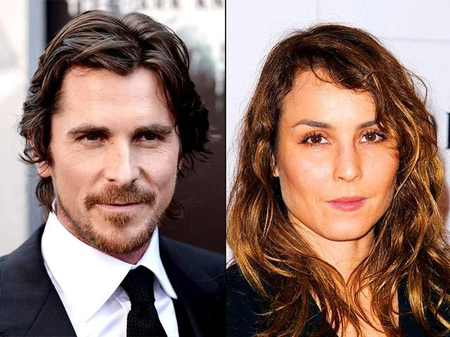 Christian Bale will play Italian auto magnate Enzo Ferrari and Noomi Rapace will reportedly play his wife.