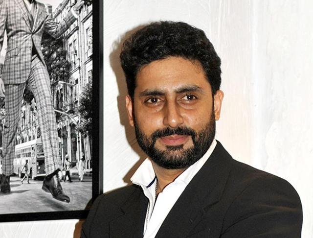 Abhishek Bachchan took to Twitter after being targeted by a random troll.