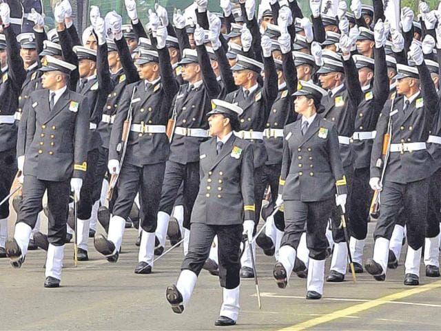 Defence minister Parrikar said there was no gender bias.