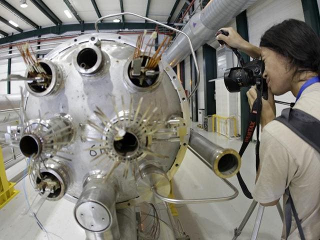 China,particle collider