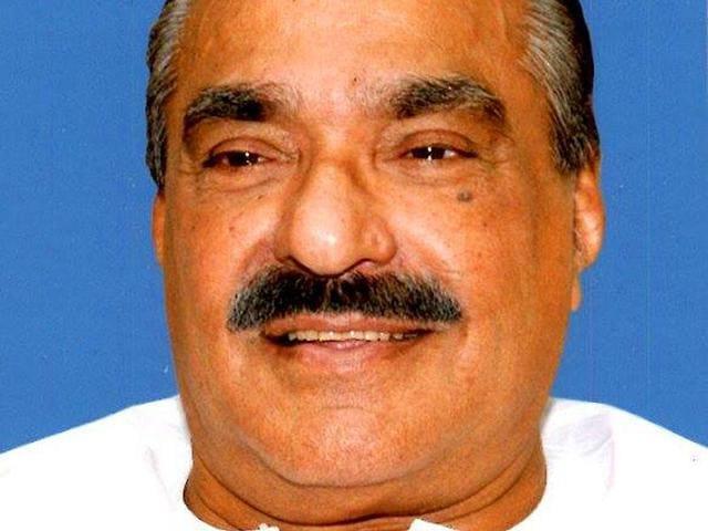 A file photo of Kerala finance minister KM Mani.