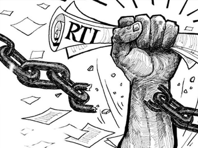 RTI has empowered the ordinary citizen to get respect as an individual from the government and its officials.