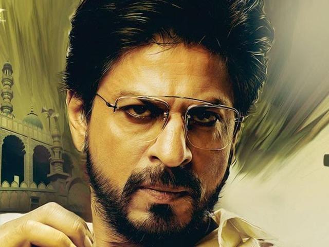 Shah Rukh Khan will star in Raess as a bootlegger and gangster.