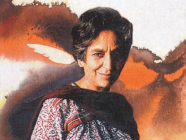 Pioneering Punjabi poet Amrita Pritam