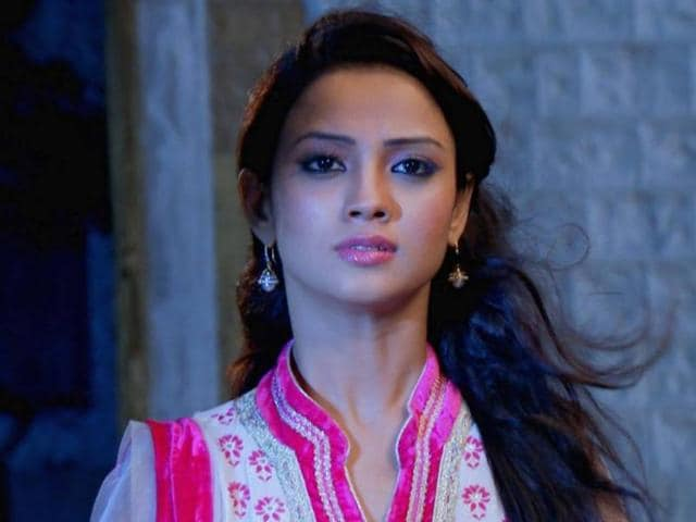Adaa, 26, who is best known for playing a negative role in Amrit Manthan, found the role of Naagin physically very testing.