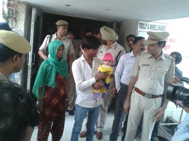 DNA test,Pari,district administration