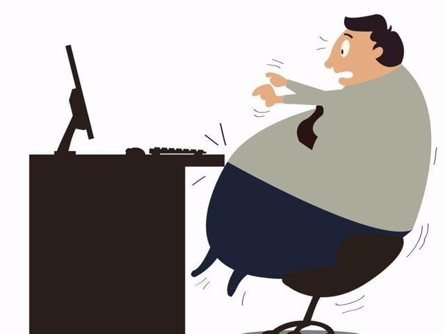 Obesity,Fat,Office