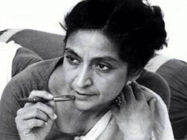 Amrita Pritam,Punjabi poet,societal taboos