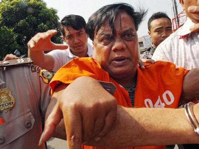 Underworld don Chhota Rajan was caught by Indonesian police in Bali on Sunday.
