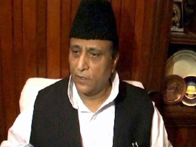 Azam Khan,Cow slaughter,Beef ban