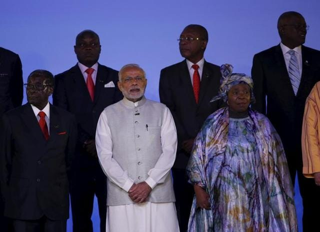 India-Africa Summit,Prime Minister Narendra Modi,Climate change