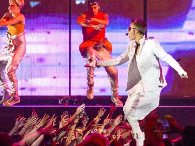 Justin Bieber is extremely popular in Norway, with some schools even having rescheduled exams in the past so their students could attend his concerts.