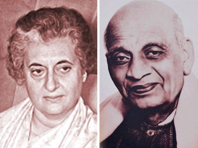 While Gandhi's death anniversary is observed as the Rashtriya Sankalpa Diwas (National Integration Day), Patel's birth anniversary is marked as Rashtriya Ekta Diwas (National Unity Day).