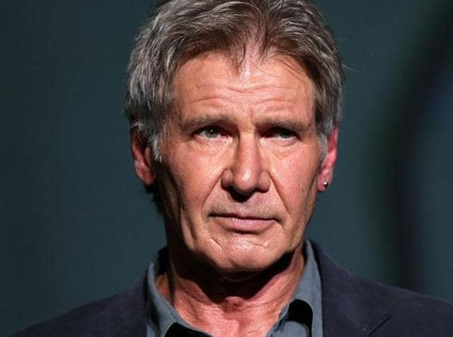 Harrison Ford was injured in a plane crash earlier this year.