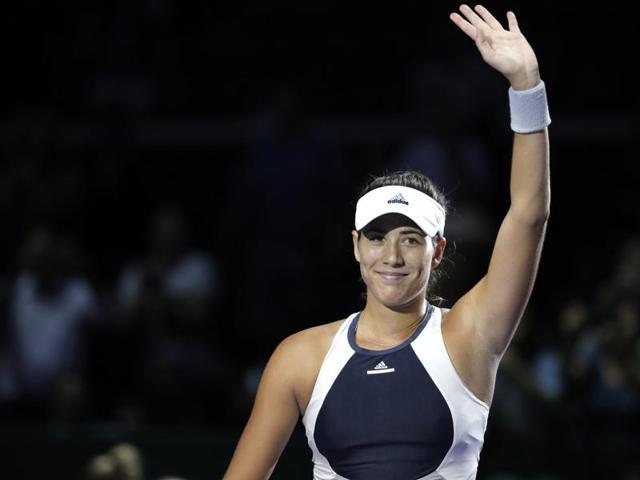 WTA Finals,Garbine Muguruza,Petra Kvitova