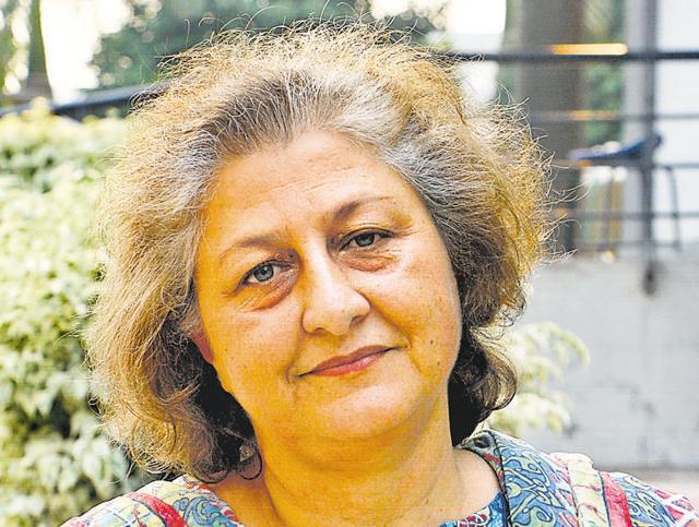 Lahore Grammar School teacher, painter and theatre director Huma Safdar speaks on nationalism and the arts.