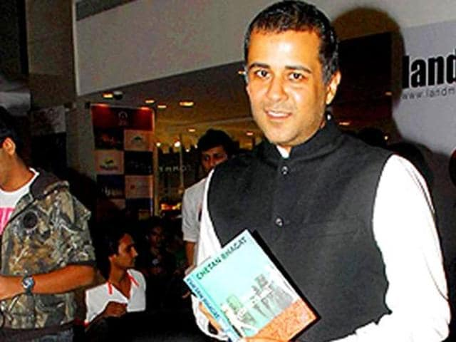 Well-known writer Chetan Bhagat made the comments at a function held in Indore, a month before the main Literature Festival starts.