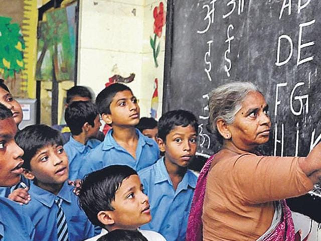 Chief economic advisor Arvind Subramanian said on Saturday that education has become a symbol of aspirations of India.