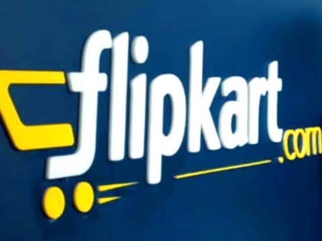 File photo of Flipkart logo.
