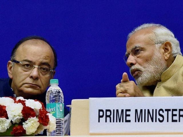 Finance minister Arun Jaitley,Prime Minister Narendra Modi,'Intolerance in India'