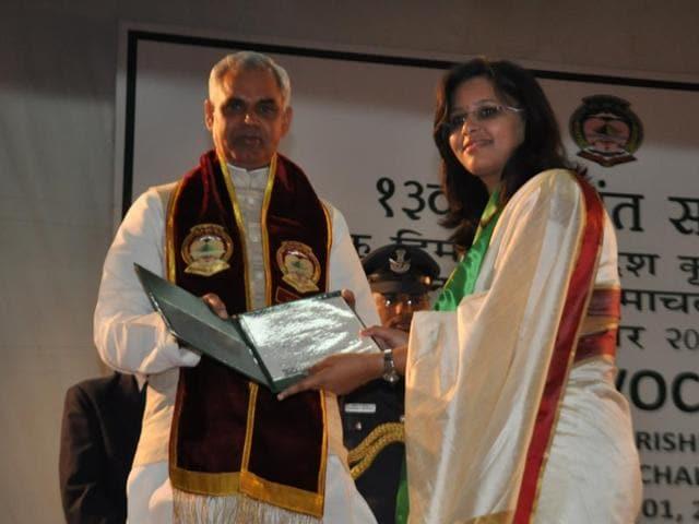 Himachal Pradesh governor,Acharya Dev Vrat,HPAU