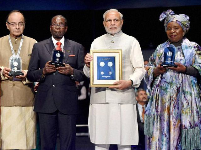 India-Africa summit,Development,Economic growth
