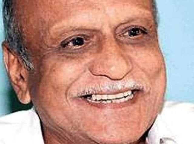 Slain former vice-chancellor of the Hampi University Professor MM Kalburgi.