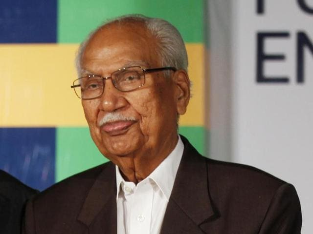 Brijmohan Lall Munjal, the man who told Indians not to worry about the fuel in the tank, breathed his last at New Delhi's Max Hospital on Sunday.