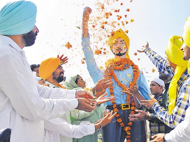 Shaheed Bhagat Singh,Punjab,national struggle