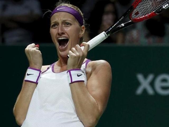 WTA Finals,Petra Kvitova,Maria Sharapova