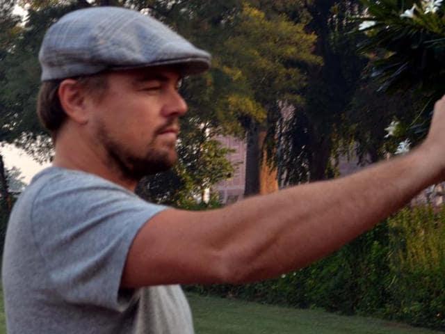 Leonardo DiCaprio,Leonardo DiCaprio in India,LeonLeo in India