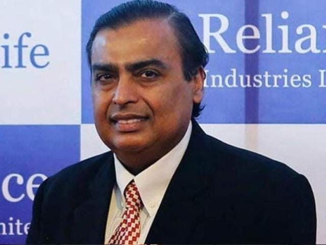 Mukesh Ambani-led Reliance Jio Infocom Ltd, which is scheduled to roll out its 4G cellular network soon, will also offer television on demand on its network.(PTI File Photo)