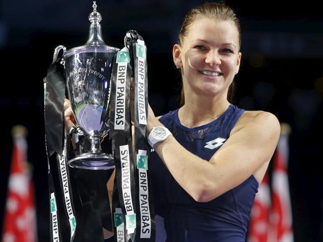 WTA Finals,Agnieszka Radwanska,Petra Kvitova