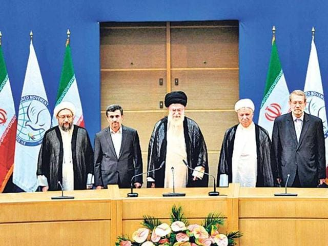 Iran's nuclear deal,Iran-US relations,Ayatollah Ali Khamenei
